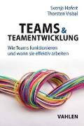 Cover-Bild zu Teams & Teamentwicklung (eBook) von Hofert, Svenja