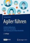 Cover-Bild zu Agiler führen von Hofert, Svenja