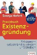 Cover-Bild zu Praxisbuch Existenzgründung (eBook) von Hofert, Svenja