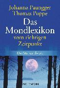 Cover-Bild zu Das Mondlexikon (eBook) von Paungger, Johanna