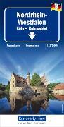 Cover-Bild zu Nordrhein Westfalen, Köln-Ruhrgebiet, Nr. 03 Regionalkarte Deutschland 1:275 000. 1:275'000 von Hallwag Kümmerly+Frey AG (Hrsg.)