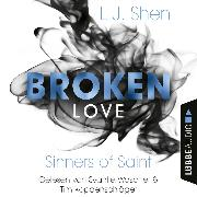 Cover-Bild zu Sinners of Saint - Broken Love (Audio Download) von Shen, L. J.