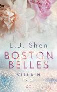 Cover-Bild zu Boston Belles - Villain von Shen, L. J.