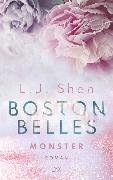 Cover-Bild zu Boston Belles - Monster von Shen, L. J.