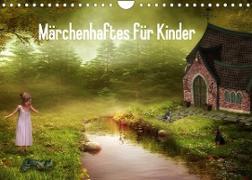 Cover-Bild zu Märchenhaftes für Kinder (Wandkalender 2022 DIN A4 quer) von Pählike, Susann