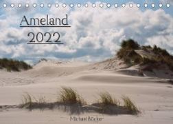 Cover-Bild zu Ameland (Tischkalender 2022 DIN A5 quer) von Bücker, Michael