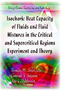 Cover-Bild zu Isochoric Heat Capacity of Fluids & Fluid Mixtures in the Critical & Supercritical Regions von Abdulagatov, Ilmutdin M (Hrsg.)