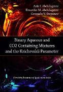Cover-Bild zu Binary Aqueous & CO2 Containing Mixtures & the Krichevskii Parameter von Abdulagatov, Aziz I