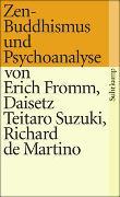 Cover-Bild zu Zen-Buddhismus und Psychoanalyse von Fromm, Erich