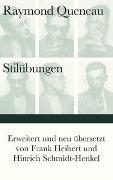 Cover-Bild zu Stilübungen von Queneau, Raymond