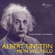 Cover-Bild zu Albert Einstein - Mein Weltbild (Ungekürzt) (Audio Download) von Einstein, Albert