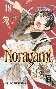 Cover-Bild zu Noragami 18 von Adachitoka