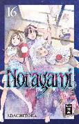 Cover-Bild zu Noragami 16 von Adachitoka