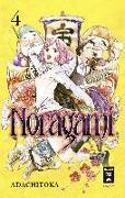 Cover-Bild zu Noragami 04 von Adachitoka