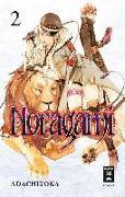 Cover-Bild zu Noragami 02 von Adachitoka