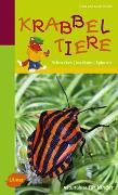 Cover-Bild zu Hecker, Frank und Katrin: Naturführer für Kinder: Krabbeltiere