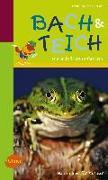 Cover-Bild zu Hecker, Frank: Naturführer für Kinder: Bach und Teich