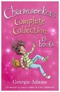 Cover-Bild zu Charmseekers Complete 13-Ebook Collection (eBook) von Adams, Georgie