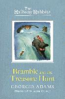 Cover-Bild zu Bramble and the Treasure Hunt (eBook) von Adams, Georgie