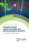 Cover-Bild zu Ultrathin Oxide Layers for Solar and Electrocatalytic Systems von Frei, Heinz (Hrsg.)