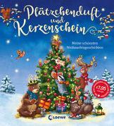 Cover-Bild zu Plätzchenduft und Kerzenschein von Moser, Annette