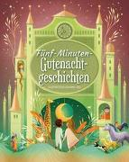 Cover-Bild zu Fünf-Minuten-Gutenachtgeschichten von Lang, Anna (Illustr.)
