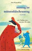 Cover-Bild zu Montag ist Mützenfalschrumtag von Rautenberg, Arne