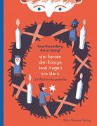 Cover-Bild zu Vier Kerzen, drei Könige, zwei Augen, ein Stern von Rautenberg, Arne