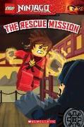 Cover-Bild zu The Rescue Mission (Lego Ninjago: Reader), Volume 11 von Howard, Kate