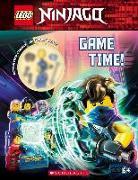 Cover-Bild zu Game Time! [With Minifigure] von Ameet Studio