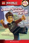 Cover-Bild zu Legend of the Brown Ninja (Lego Ninjago: Chapter Book) von Rusu, Meredith