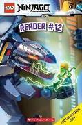 Cover-Bild zu Ninja vs. Ninja (Lego Ninjago: Reader), Volume 12 von Howard, Kate