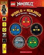 Cover-Bild zu World of Ninjago (Lego Ninjago: Official Guide) von Scholastic