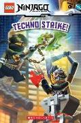 Cover-Bild zu Techno Strike! (LEGO Ninjago: Reader) von Howard, Kate