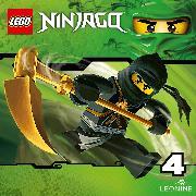 Cover-Bild zu Folgen 10-12: Der Grüne Ninja (Audio Download) von Frass, Wolf (Gelesen)