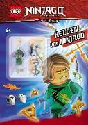 Cover-Bild zu LEGO® NINJAGO® - Helden von Ninjago