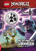 Cover-Bild zu LEGO® Ninjago® - Rätselspaß mit Garmadon
