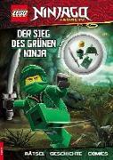 Cover-Bild zu LEGO® NINJAGO® - Der Sieg des grünen Ninja von Ameet Verlag