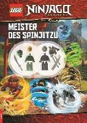 Cover-Bild zu LEGO® NINJAGO® - Meister des Spinjitzu