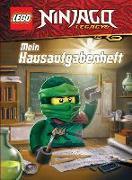 Cover-Bild zu LEGO® NINJAGO® - Mein Hausaufgabenheft