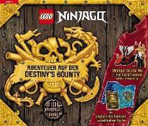 Cover-Bild zu LEGO® NINJAGO® - Abenteuer auf der Destiny's Bounty