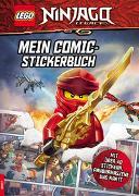 Cover-Bild zu LEGO® NINJAGO® - Mein Comic-Stickerbuch