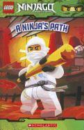 Cover-Bild zu A Ninja's Path (Lego Ninjago: Reader) von West, Tracey