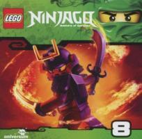 Cover-Bild zu Lego Ninjago 08 von Gustavus, Frank (Reg.)