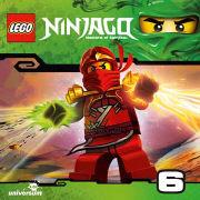 Cover-Bild zu LEGO Ninjago 6 von Frass, Wolf (Erz.)