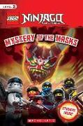 Cover-Bild zu Mystery of the Masks (Lego Ninjago: Reader) von Howard, Kate