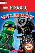 Cover-Bild zu Lloyd vs. Lord Garmadon von Howard, Kate