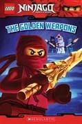 Cover-Bild zu The Golden Weapons (LEGO Ninjago: Reader) von West, Tracey