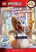 Cover-Bild zu Pythor's Revenge (Lego Ninjago: Chapter Book) von Rusu, Meredith