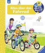 Cover-Bild zu Gernhäuser, Susanne: Alles über das Fahrrad